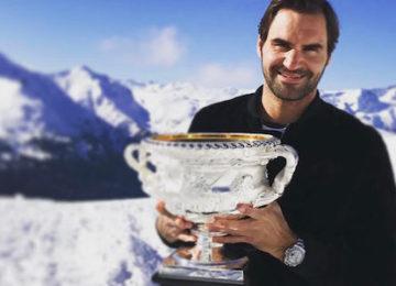 Roger Federer Native Advertising