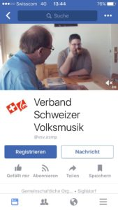 Facebookseiten Titelvideo Mobile