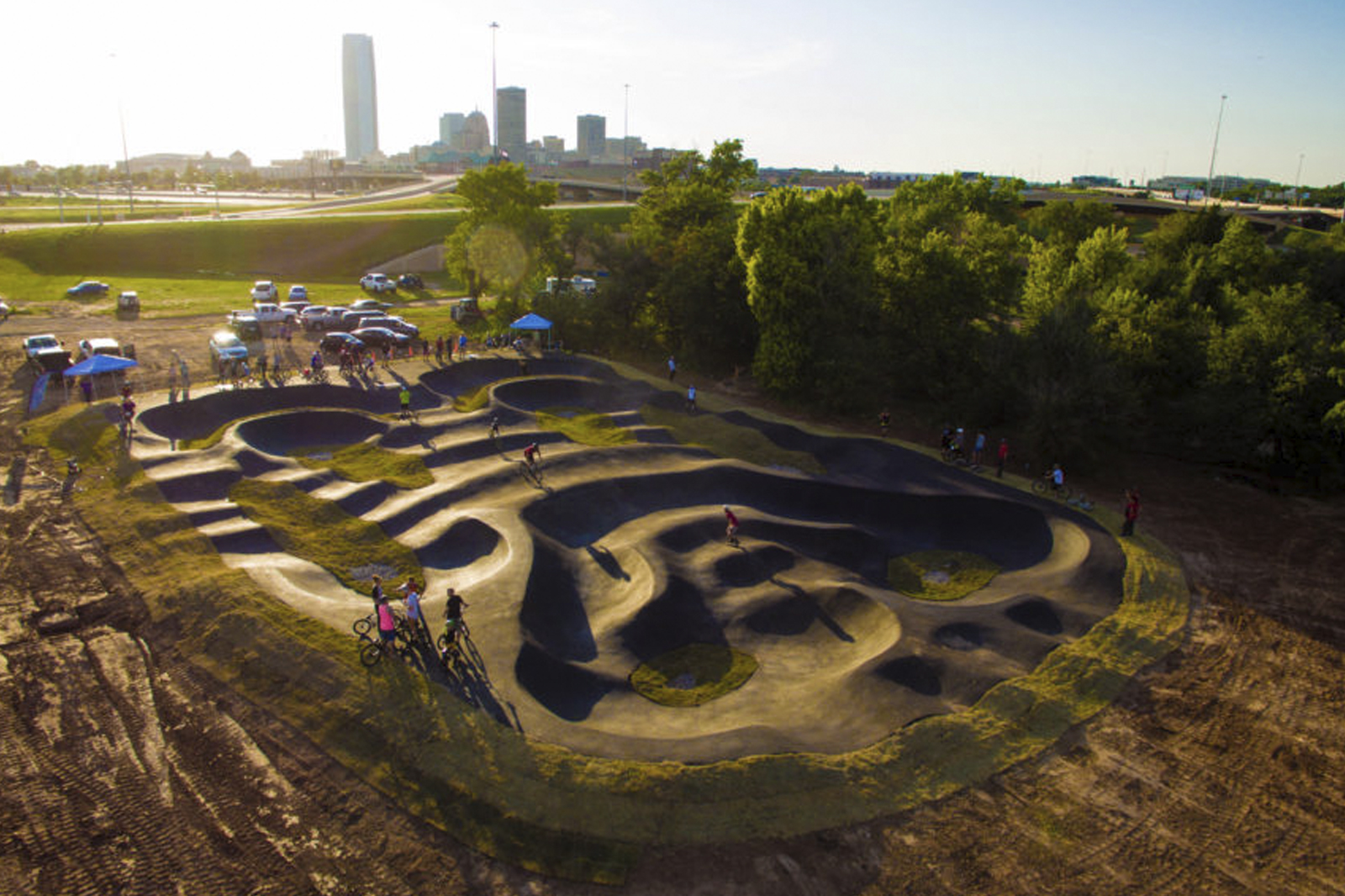 Velosolutions Pumptrack