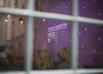 1. Digital Marketing Meetup GR