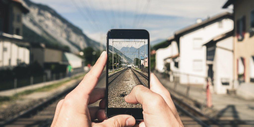 Content Marketing mit Smartphones