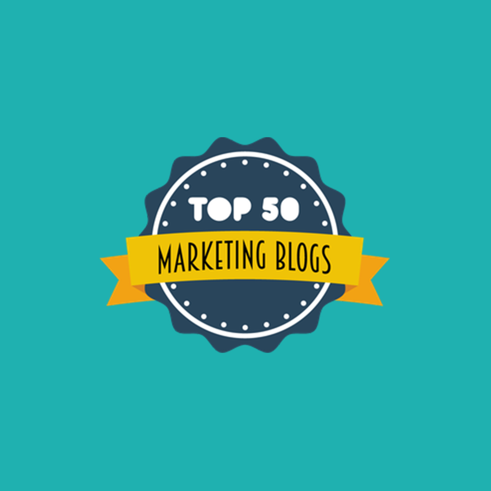 Top 50 Marketing Blogs