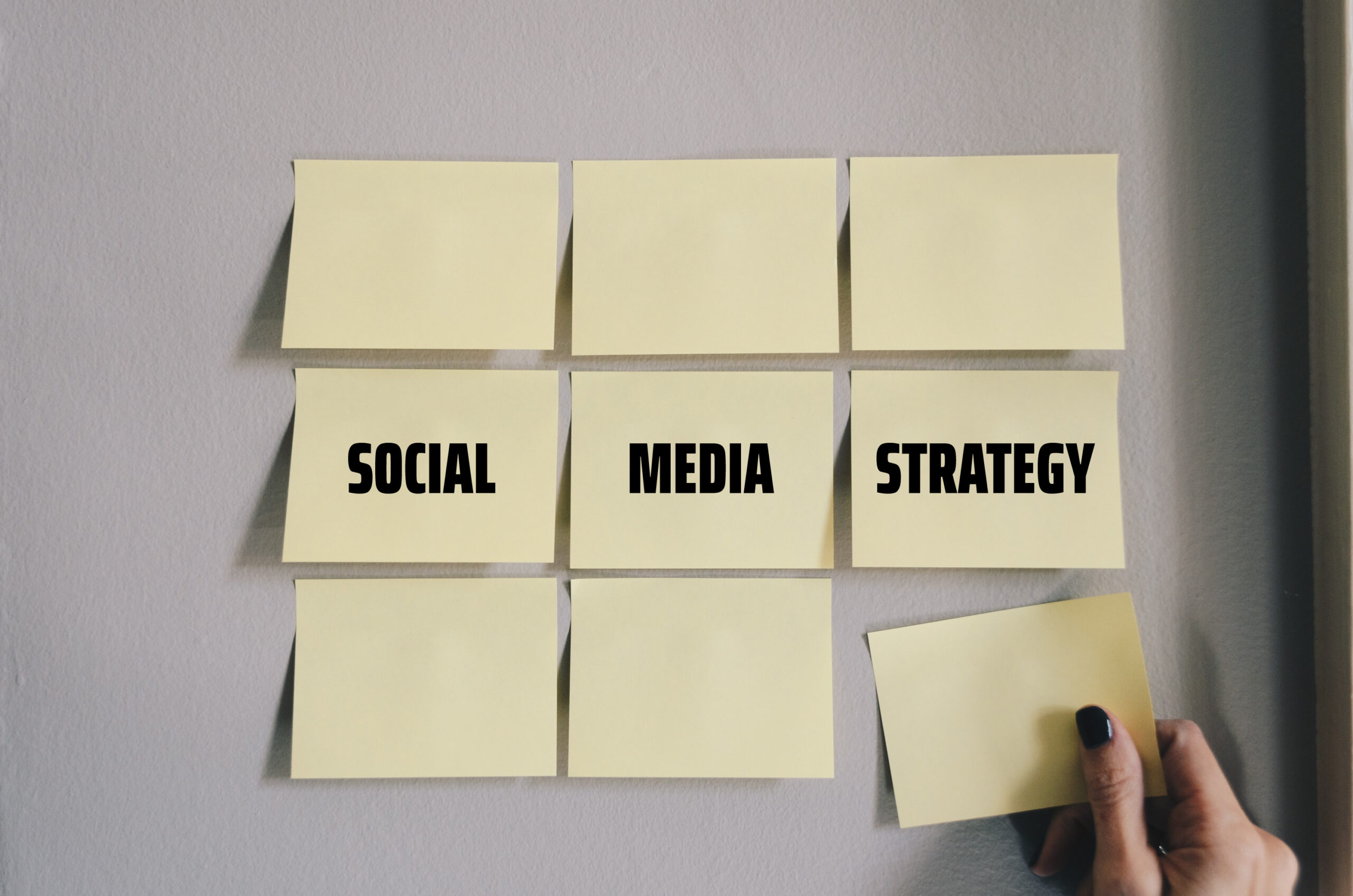 Social Media Strategy, Post'it