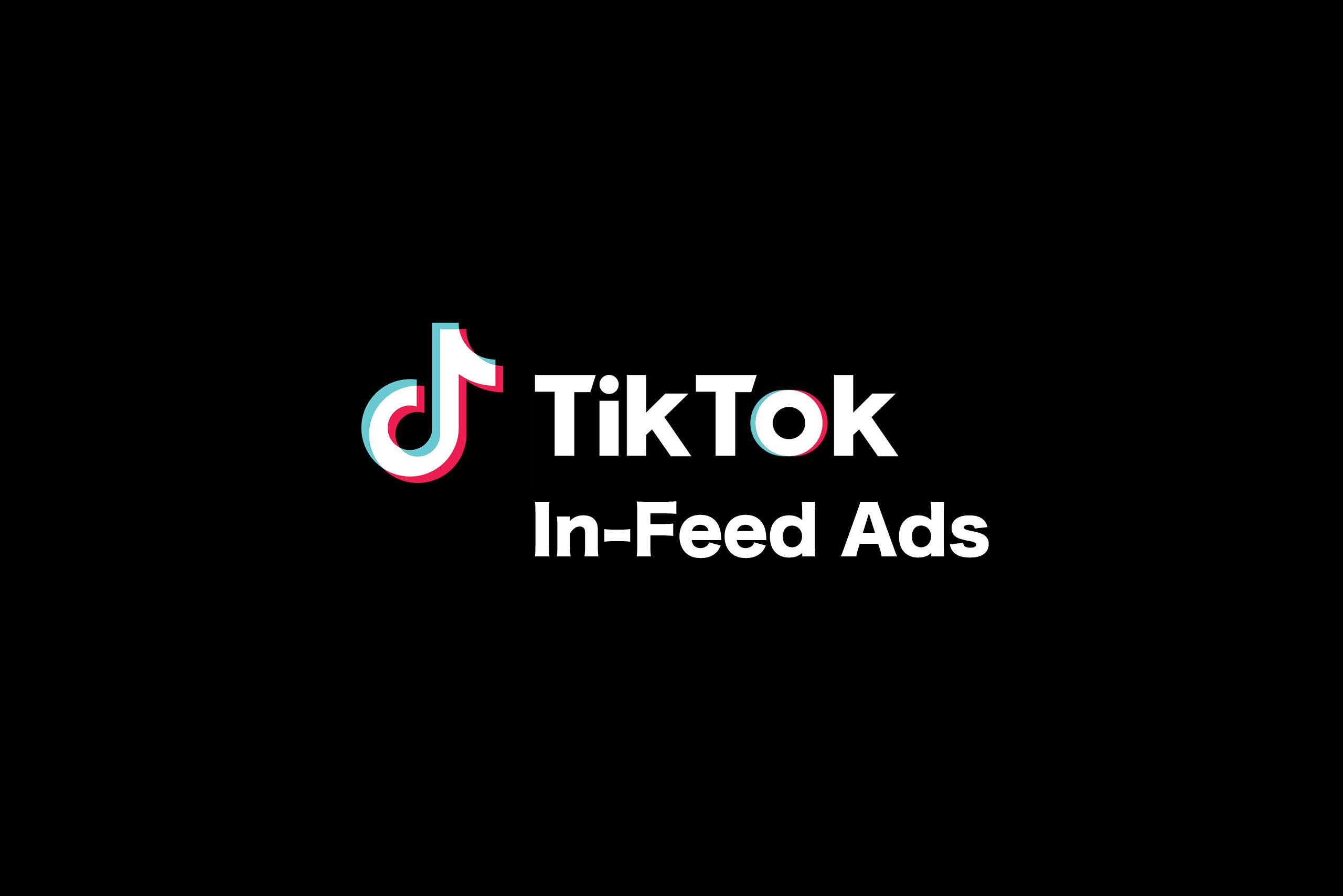 TikTok In-Feed Ads mit dem Ads Manager