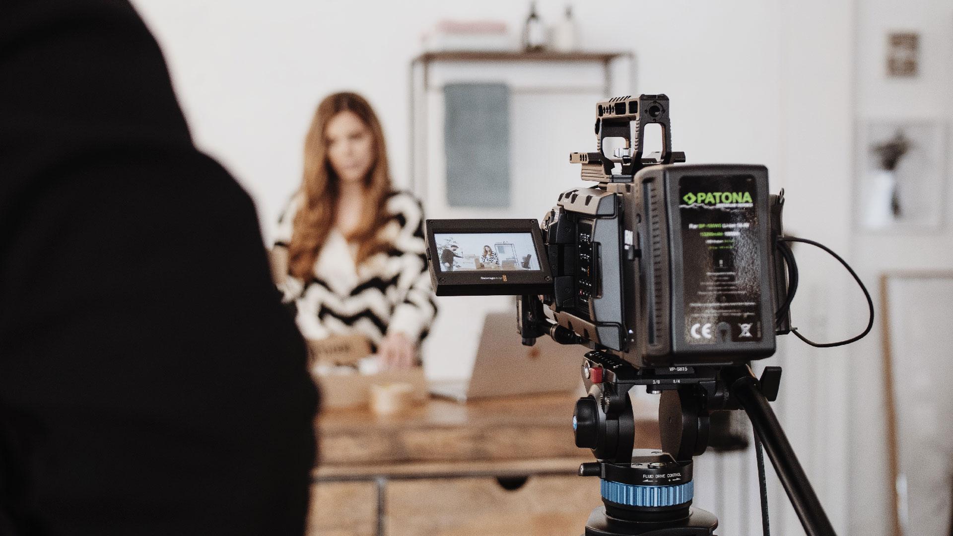 Social Media Spot Videoproduktion