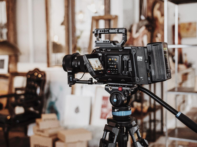 Produktionskamera URSA Mini Pro G2