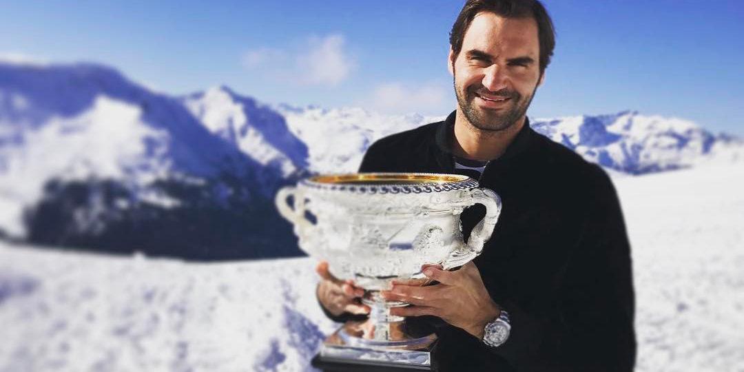 Native Advertising am Beispiel von Roger Federer
